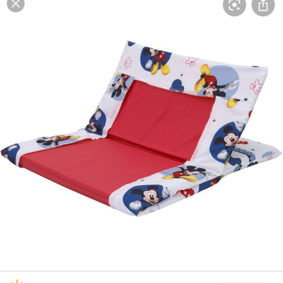Disney Mickey Mouse Toddler Nap Mat Set